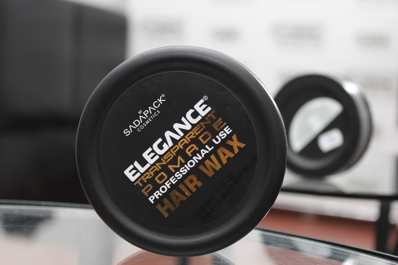 Elegance Transparent Hair Wax